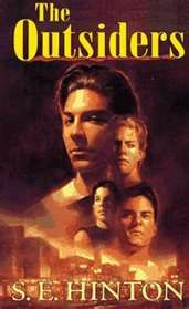 The Outsiders by S.E. Hinton. I LOVE THIS BOOK! Takes place in the 60's and is about some boys in a gang. I cried like three times while reading this.