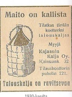 Aiheeseen liittyvä kuva History Of Finland, Map Pictures, Old Ads, Vintage Ads, Nostalgia, Advertising, Letters, Retro, Irene