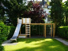 Children's Hour: The Ultimate Garden Playground: Gardenista