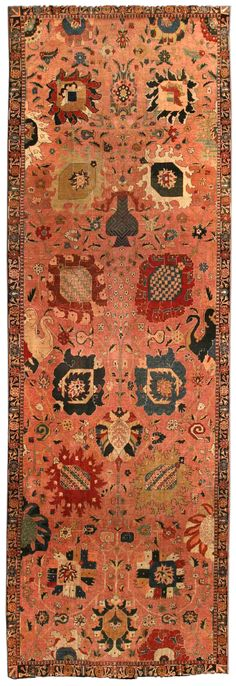 Persian Tabriz carpet - Antique Persian Rug - Antique Rug - BB4175 by Doris…