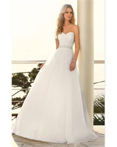 Oh, wedding dress. Please be mine one day.