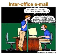 I work with people that do this!!! Height of information technology #IT #technology #fun