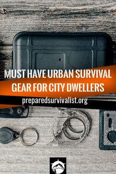 Survival is commonly associated with the wilderness and most TV shows and sites focus on skills and items you need outdoors. That's probably why most people tend to ignore the importance of being prepared in a city. Instead of worrying about surviving in the wild, we should focus more on learning survival skills and being prepared for emergencies in our own cities. Off Grid Survival, Survival Tools, Survival Prepping, Survival Hacks, Bushcraft Kit, Bushcraft Skills, Urban Survival, Wilderness Survival, Bug Out Gear