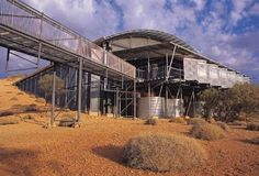 Lark Quarry Trackways Building and Facilities - Architecture Gallery - Australian Institute of Architects, The Voice of Australian Architecture