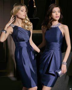 Exclusivos vestidos para fiesta de graduación | Moda en vestidos