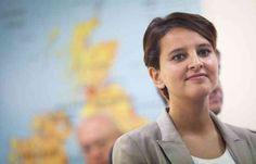 VIDEO. Sexisme: Najat Vallaud-Belkacem remet en place un éditorialiste du «Point»  - www.docjeanno.fr
