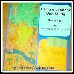 Lapbook unit study