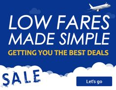 Thrifty Tuesday: Exclusive Deals & Special Offers - Flights fr £335 rt Low Fares. Made Simple.