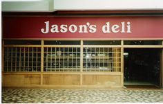 Our deli located in Central Mall in Beaumont, TX, in the 1970s.