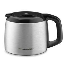 KitchenAid® 12-Cup Thermal Carafe - BedBathandBeyond.com