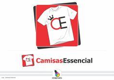 Projeto Logo - Camisas Essencial