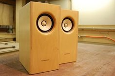 Even with all the online how-to's and step-by-step videos available, making your own audio speakers can seem like an expensive and complex project. Is all the effort and customization actually worth it or is it better to just purchase an off-the-shelf solution?