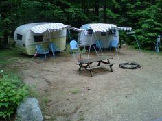 Woooooooman Camping