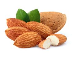 Almonds are a the best source of essential fatty acids. These are vital as they provide the raw material for a man's healthy production of hormones. Additionally, the smell of almonds is purported to arouse passion in women.