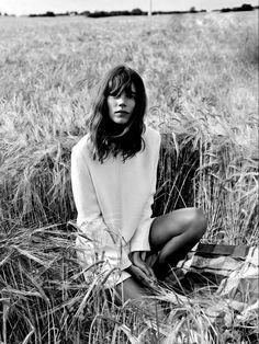 """danslemondedemissga:  """"Shore Leave""""  Freja Beha Erichsen by Cass Bird for Vogue UK (January 2014)"""