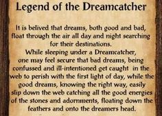 History Of Dream Catchers Fascinating Meaning Of A Dream Catcher  Magical  Pinterest  Dream Catchers
