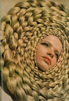 Never ending braids
