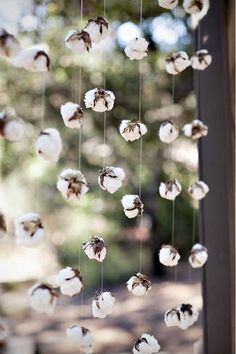 Decorating with Cotton - Lolly Jane