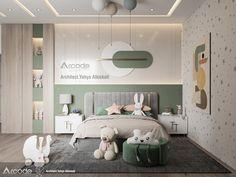 Kids Bedroom Designs, Bedroom Closet Design, Modern Bedroom Design, Kids Room Design, Home Office Design, Girl Room, Girls Bedroom, Bedrooms, Showroom Interior Design
