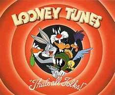 Looney Tunes - ALWAYS a classic, can never be replaced, ever! Loved the old Looney Tunes SO MUCH! Looney Tunes Cartoons, 90s Cartoons, Cartoon Photo, Cartoon Kids, Triste Disney, Emission Tv, Thats All Folks, Saturday Morning Cartoons, Vintage Cartoon