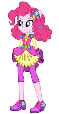 [Legend of Everfree] Pinkie Pie by MixiePie.deviantart.com on @DeviantArt