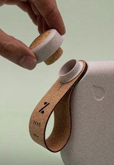 Industrial Design Trends and Inspiration - leManoosh Nachhaltiges Design, Design Maker, Design Trends, Le Manoosh, Vintage Design, Bottle Design, Packaging Design Inspiration, Sustainable Design, Minimal Design