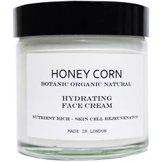 Honey Corn - Hydrating Face Cream - Night Cream (190 NOK) ❤ liked on Polyvore featuring beauty products, skincare, face care, face moisturizers, beauty, cosmetics, fillers, anti aging face moisturizer and face moisturizer