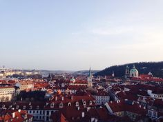 #NYU #London | Prague – my last stop for spring break