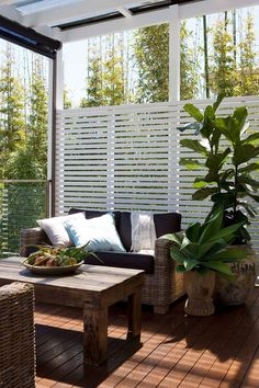 outdoor rooms on a budget . outdoor rooms with fireplace . outdoor rooms attached to house . Outdoor Areas, Outdoor Rooms, Outdoor Living, Outdoor Furniture Sets, Outdoor Decor, Outdoor Seating, Outdoor Balcony, Outdoor Sofa, Privacy Screen Outdoor