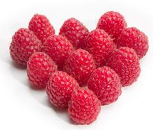 All red berries contain anthocyanadins, a potent protector for our cardiovascular system.
