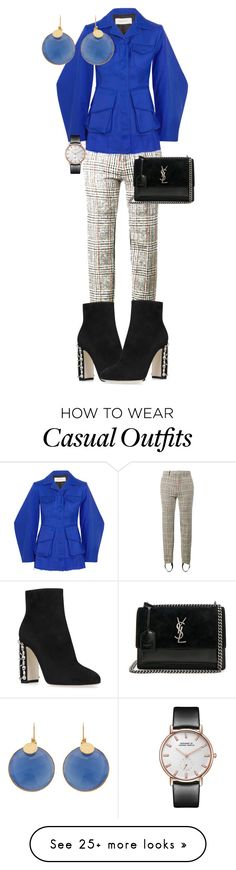 """""""Trend"""" by chantelle3798 on Polyvore featuring Y/Project, Marques'Almeida, Dolce&Gabbana, Carousel Jewels, Yves Saint Laurent and trend"""