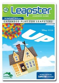 Amazon.com: LeapFrog Leapster Learning Game Up: Toys & Games