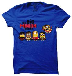 25108f03c87 8 Best Minion T-shirts In India images