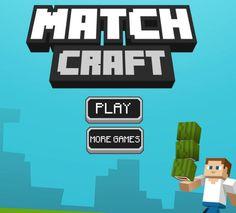 Match Craft online spielen auf http://neueaffenspiele.de/match-craft.html