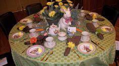 my Tea Party table 2010