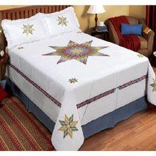 Star of Bethlehem quilt