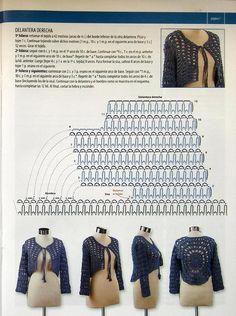 View album on Yandex. Views Album, Crochet Tops, Dresses, Pineapple Crochet, Arches, Sweater Vests, Tejidos, Journals, Manualidades