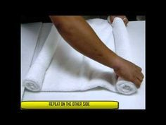 THE ART OF TOWEL ANIMALS - BABY ELEPHANT.mp4