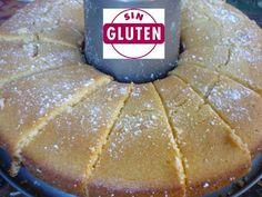 Bizcocho Sin Gluten