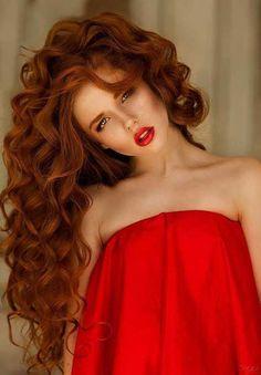 40+ Auburn Hair Color - Long Hairstyles 2015