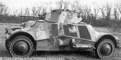 Danish armoured car M/39 or Lynx was a Swedish 4x4 armoured car that AB…