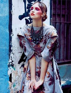 Cosmetic Japanese Photoshoots : Fashionbook #2 Geiko
