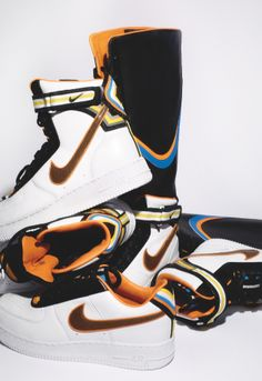 new concept e7b8f fe218 Riccardo Tisci X Nike Air Force 1 (March 2014) Preview Nike Af1, Nike