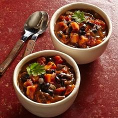 Black Bean Chili Recipe No Meat.No Bean Keto Chili In The Instant Pot Paleo . Roasted Sweet Potato And Black Bean Chili Cooking Classy. Spicy Black Bean And Raisin Chili With Fresh Pineapple And . Chili Recipe With Black Beans, Black Bean Chili, No Bean Chili, Vegetarian Chili, Vegetarian Recipes, Healthy Chili, Vegan Chili, Vegan Soup, Meatless Chili