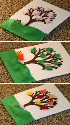 The Quiet Book Blog - these are so amazing!