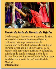 Pasión de Jesús de Morata de Tajuña