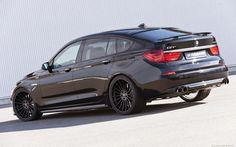 HAMANN BMW Series Gran Turismo Rear Right Quarter