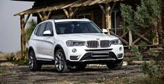 The BMW will deliver 180 hp and a robust 280 lb-ft of torque using a TwinPower turbo diesel engine. Power is transferred throu. Bmw X3 2016, 2017 Bmw, Cars 2017, Suv Bmw, Suv Cars, My Dream Car, Dream Cars, New Bmw X3, Motor Diesel