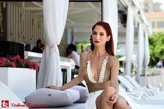 c6ac16087c Redhead Illusion - Fashion Blog by Menia - A trip to white - Access Skirt -