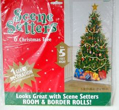 11 best Christmas Scene Setters images on Pinterest | Scene setters ...